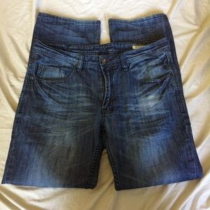 Buffalo David Bitton straight jeans 34/32